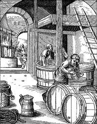 16th Century Brewer