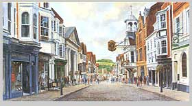 Guildford High Street
