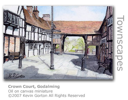 Crown Court Godalming by Kevin Gorton