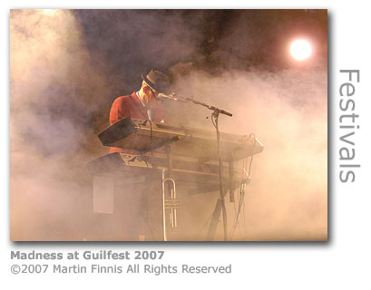 Madness at Guilfest 2007 by Martin Finnis