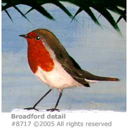 BROADFORD ROBIN