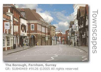 BOROUGH FARNHAM