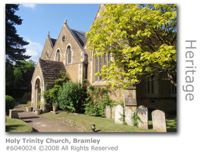 Holy Trinity Church, Bramley