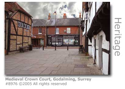 MEDIEVAL CROWN COURT GODALMING