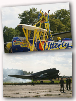 River Wey & Navigations : Dunsfold Wings & Wheels 2006 Photo-file