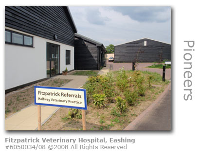Veterinary Hospital at Eashing near Godalming