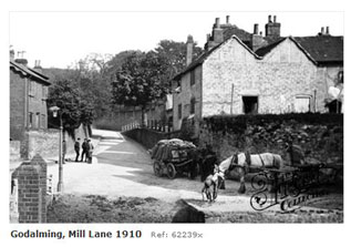 Godalming Mill Lane 1910