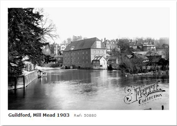Town Mill Guildford by Mill Mead