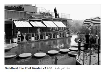 Guildford Roof Garden