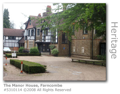 The Manor at Farncombe