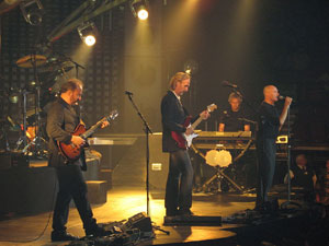 Genesis in the USA 2007