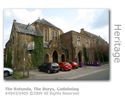 The Rotunda, The Burys, Godalming, Surrey