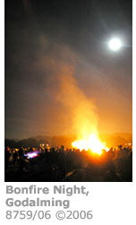 Bonfire Night, Godalming