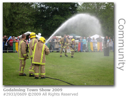 Godalming Town Show 2009