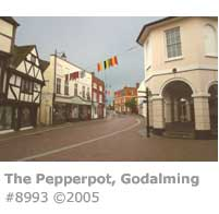 PEPPERPOT GODALMING