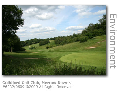 Guildford Golf Club, Merrow Downs