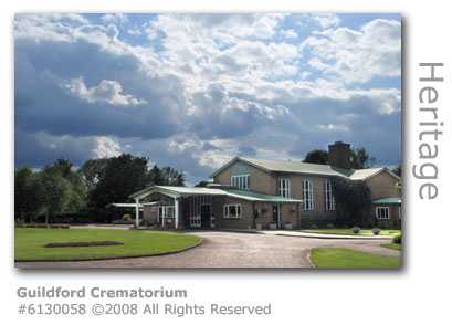 Guildford Crematorium