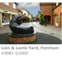 LION & LAMB YARD FARNHAM