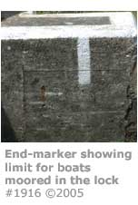 LOCK END-MARKER