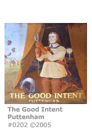 The Good Intent, Puttenham