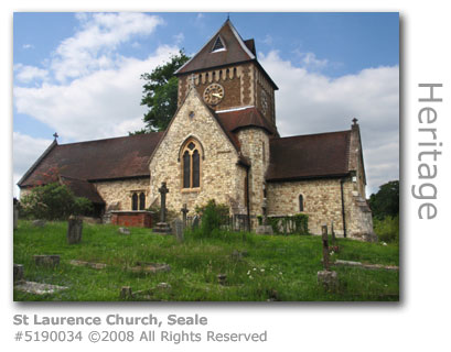 St Laurence Church Seale