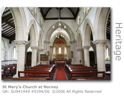 St Mary's Norney
