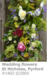 WEDDING FLOWERS PYRFORD