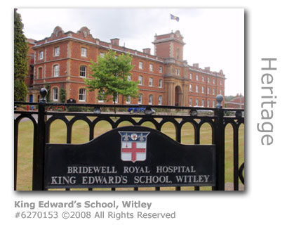 King Edward's School, Witley